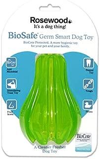 BioSafe(TM) Pear Dog Toy
