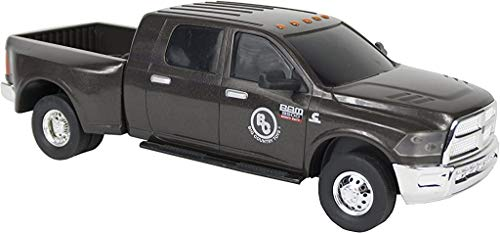 Big Country Toys Ram 3500 Mega Cab Dually - 1:20 Scale - Farm Toys - Replica Toy Truck - Truck with Gooseneck Hitch - Plastic
