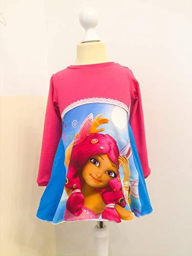 Tunikleid Mia pink Kleid