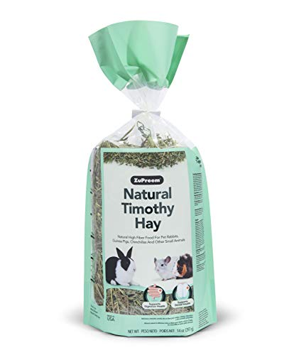 ZuPreem Food Nature's Promise Timothy Hay, 14 oz by ZuPreem