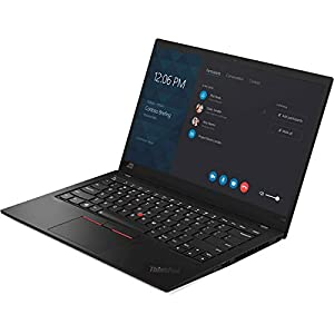 "Lenovo ThinkPad X1 Carbon (Core i5-8265U/8/256/Win10Pro/14inch FHD/LTE) 20QDS07V00"""