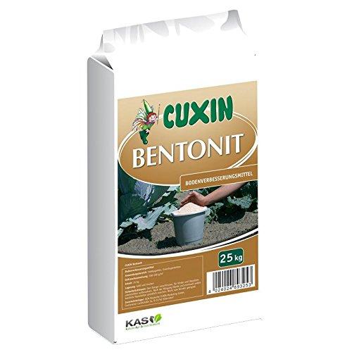 Cuxin Bentonit 25 kg
