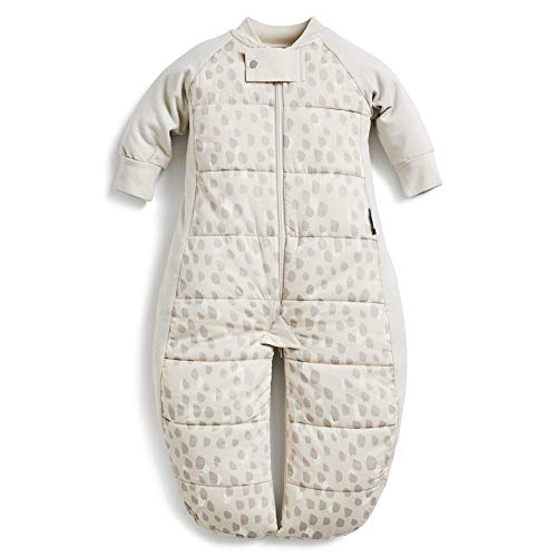 Ergopouch Sleepsuit Bag Organic Fawn 2,5 Baby Schlafsack