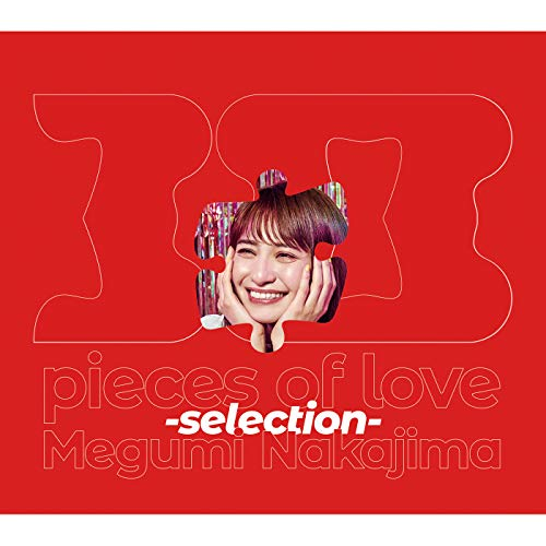 [Album]30 pieces of love – 中島愛[FLAC + MP3]