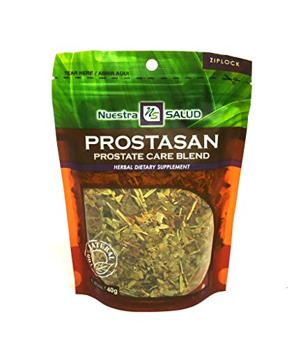 Prostasan Prostate Care Blend Herbal Infusion Tea