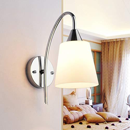 Luniquz Lampada da Parete LED Applique led moderno stile semplice Decorative per camera corridoio comodino sala