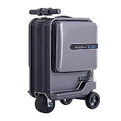 Airwheel SE3 Mini maleta de equitación inteligente de 20 pulgadas con batería extraíble del banco del poder