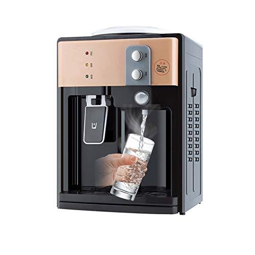 Sdesign Soporte del dispensador de la Botella de Agua con el Grifo, el refrigerador de Agua fría y Caliente de encimera, Ideal para el Uso del Dormitorio del Estudiante de Oficina en el hogar