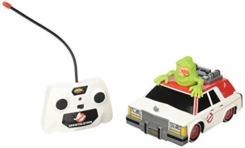 NKOK 66115 Ghostbusters Ecto-1, ferngesteuert, mit leuchtendem Slimer