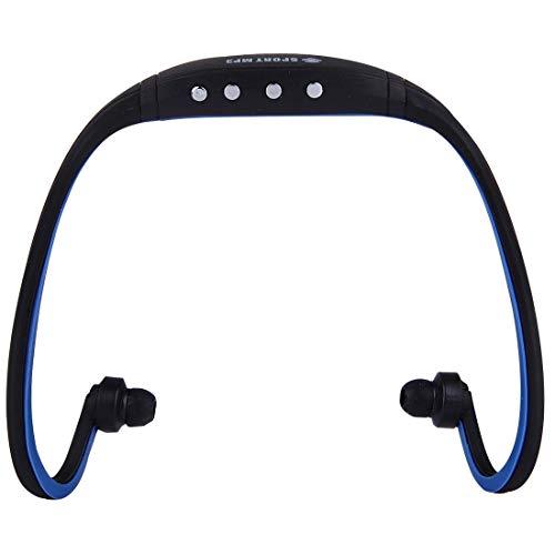 Noise Cancelling koptelefoon SH-W3 leven waterdicht sweatproof stereo sport hoofdtelefoon oortelefoon in-oor hoofdtelefoon hoofdtelefoon met micro-SD/TF-kaart, voor smartphones & IPad & laptop & notebook & MP3 of, Color1