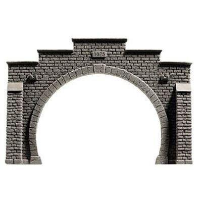 34852 - NOCH - Tunnel-Portal, 2gl. Profi-Plus