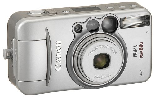 Canon Prima Zoom 80u Kleinbildkamera