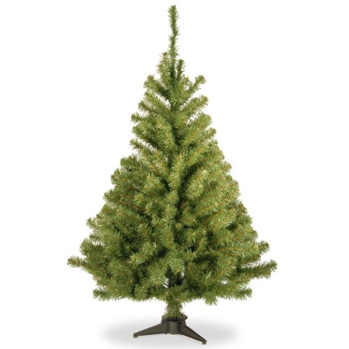 National Tree Company Artificial Christmas Tree | Kincaid Spruce - 3 ft