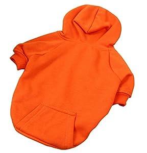 Animal de compagnie Sweat à capuche vêtements Sweatshirts pour Chiens 4 Tailles 3 Les couleurs