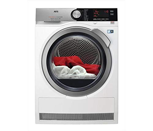 Asciugatrice a condensazione con pompa di calore da 8 kg, Classe A+++, Inverter, Serie 9000