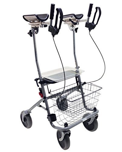 Drive Medical Rollator Cristallo 2 Gehwagen von Drive Medical