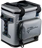 Coho Soft Sided Insulated Cooler - Fits 24 Cans + Ice - 14.37' x 12.01' x 15.16'