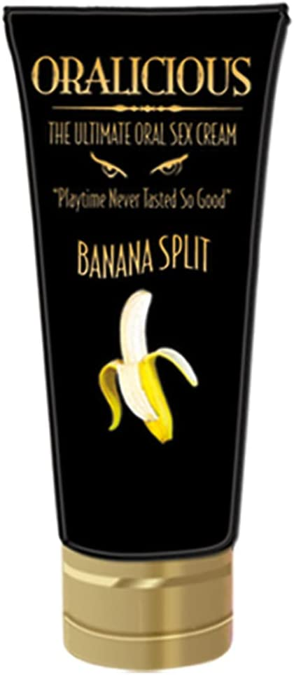 gift Oralicious - Long-awaited Banana Split Oz. Fl. 2
