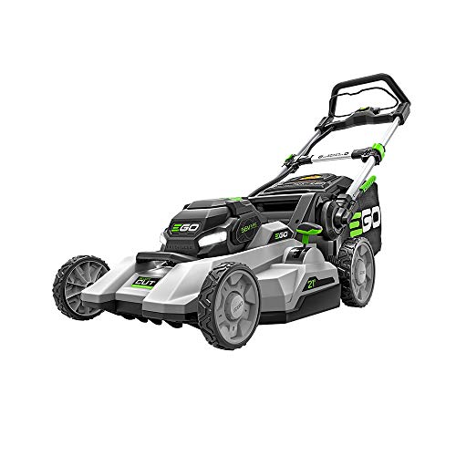 EGO Power+ LM2133 21-Inch Select Cut Mower with 5.0Ah Battery and Rapid Charger Included