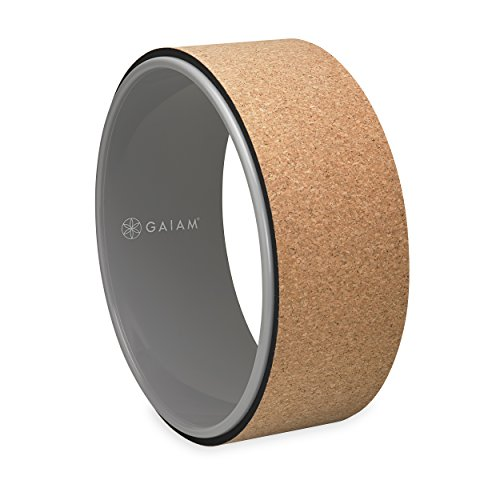 Gaiam Yoga Wheel, Cork