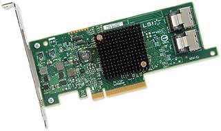 LSI SAS 9207-8i Host Bus Adapterkit (8-poorts intern, 6 Gb/s SATA+ SAS, PCIe 3.0 HBA)