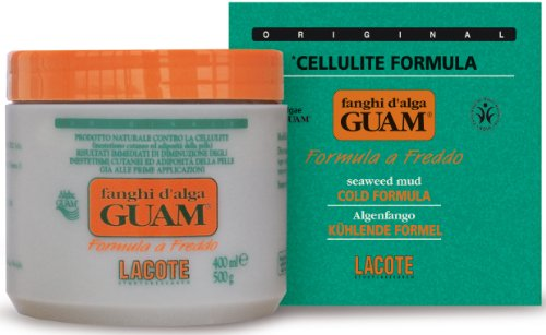 GUAM fanghi d'alga Algenfango Kuehlende Formel 500 Gramm