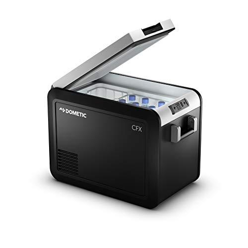 DOMETIC CFX3 45 Tragbare Elektrische Kühlbox (Kompressor/Gefrierfunktion/Nutzinhalt 32L / 100-240V / 24V / 12V / Energieklasse A++)