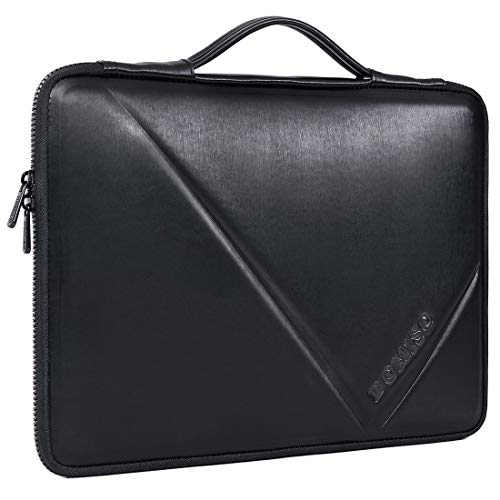 DOMISO 15-15,6 Inch Waterdichte Schokbestendige Laptophoes Notebooktas Laptoptas met Handvat voor Laptops / 15.6
