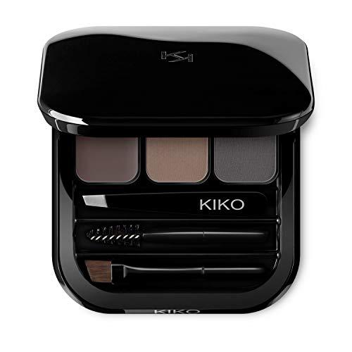 Kiko Milano Eyebrow Expert Palette 03 Brunette Paleta para Cejas