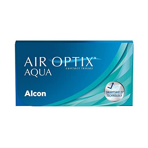 Air Optix Aqua Monatslinsen weich, 6 Stück / BC 8.6 mm / DIA 14.2 mm / -1,75 Dioptrien