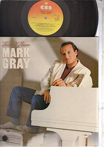 MARK GRAY - THIS OL' PIANO - LP vinyl record