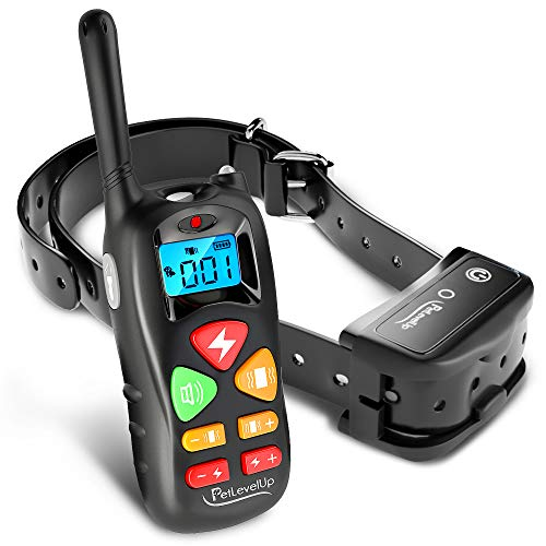 PetLevelUp Shock Collar for Dogs