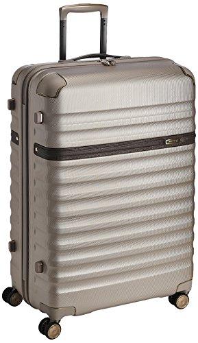 [サムソナイトブラックレーベル] スーツケース 公式 リッチモンド スピナー81 保証付 134L 81 cm 5.5kg アイボリーゴールド/コニャック