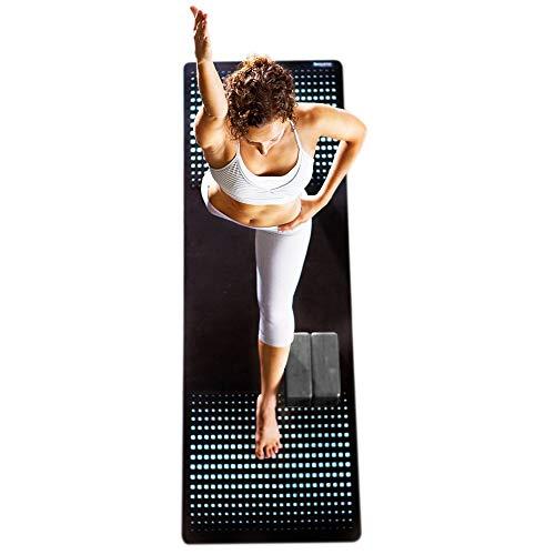 Ridgeway Sport EVA Foam Yoga Block - High Density for Deepen Poses   Lightweight and Odor Resistant Stretching Yoga Accessories