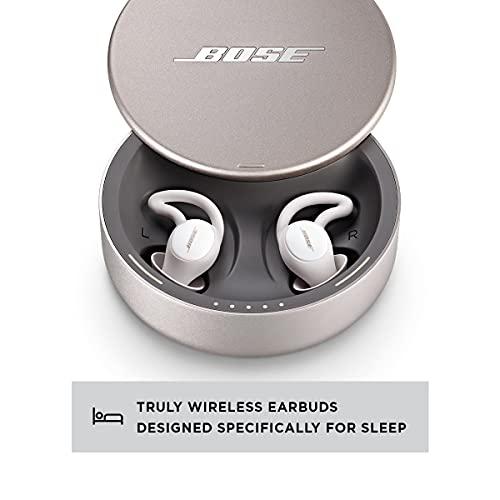 Bose SleepbudsII– Beruhigende Klänge und Noise-Masking-Technologie für einen besseren Schlaf - 9