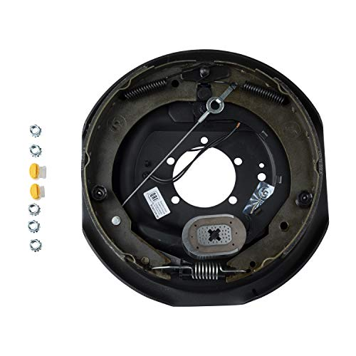 """Lippert Components 296652 Forward Self-Adjusting Brake Assembly for Right Side, 12"""" X 2"""" with 4,000-7,000 lbs. Capacity"""