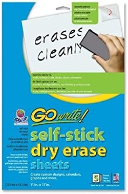 PACAS1117 online shop - High quality Pacon GoWrite Sheet Dry-Erase