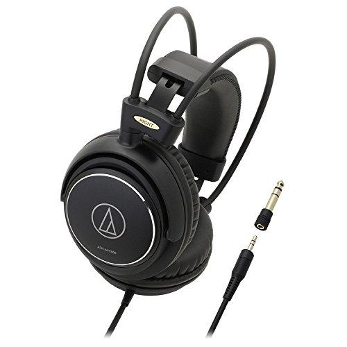audio-technica ダイナミックヘッドホン ATH-AVC500 ブラック