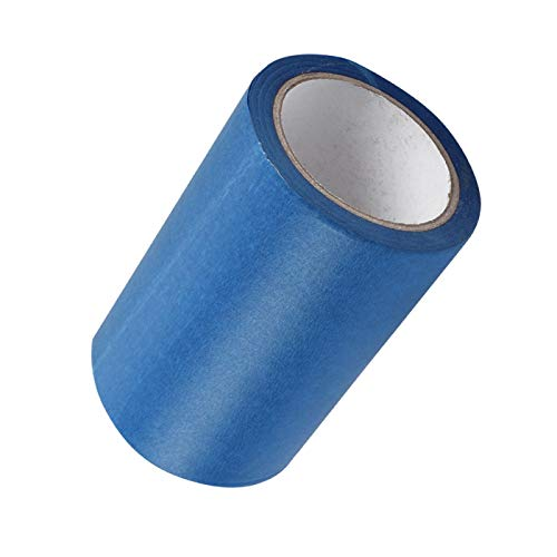 Wosune Painters Tape, Practical 6 * 118in Sturdy Durable 3D Printer Blue Tape, Printer Accessories Easy to Apply and Remove