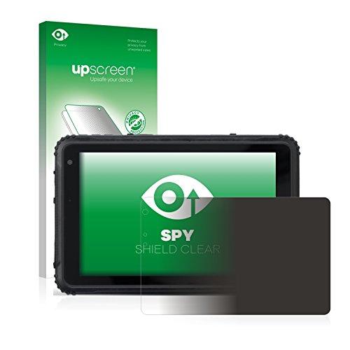 upscreen Anti-Spy Blickschutzfolie kompatibel mit Caterpillar Cat T20 Privacy Screen Sichtschutz Bildschirmschutz-Folie