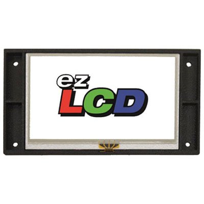 """4.3"""" Smart, Touch LCD Display"""