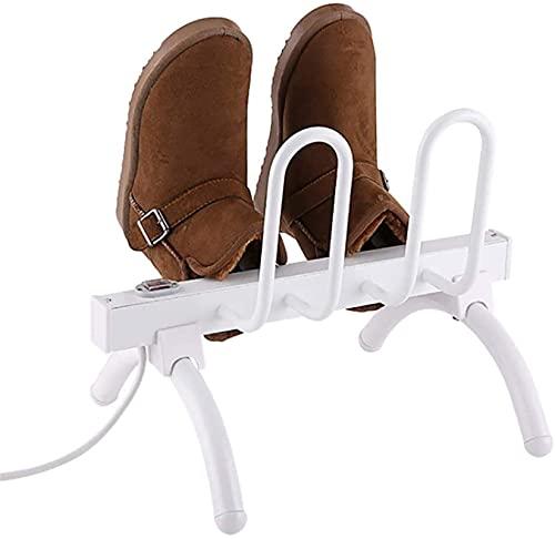 BGSFF Secador de Zapatos eléctrico portátil Secador de Zapatos...