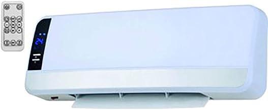 Vivahogar Calefactor eléctrico Mural Split con mandoa Distancia 2000W