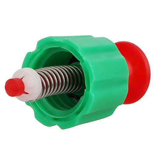 Válvula de liberación de presión de válvula de Seguridad de Hombro ecológica de Repuesto Práctica para 3L / 5L / 8L para pulverizador Tipo Mochila
