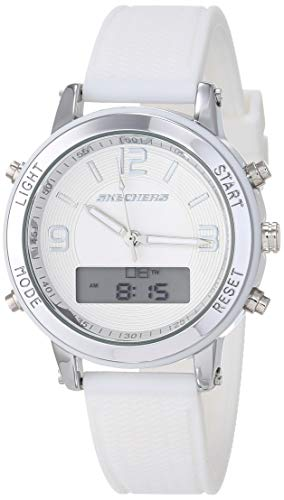 Skechers Reloj Analógico para Mujer de Cuarzo SR6004