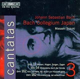 bach cantata 162