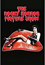 (24x36) Rocky Horror Show Movie (Frank-N-Furter in Lips) Poster Print