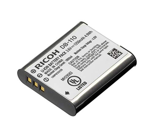 Ricoh Imaging DB-110 Kamera-Akkus