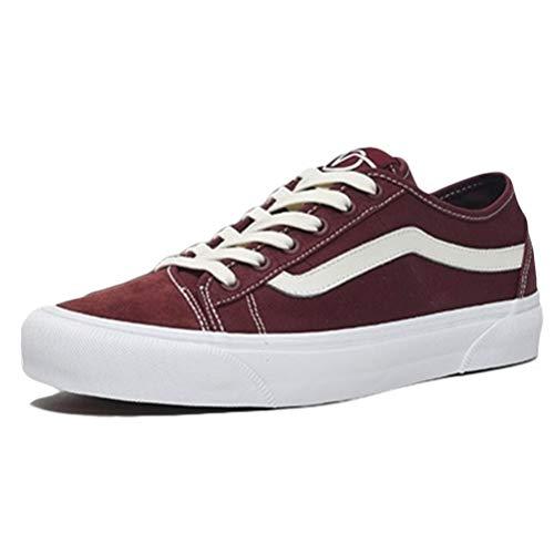 Vans Schuhe Bess NI Code VN0A4BTHV801, Rot - Burgundy Bianco - Größe: 39 EU
