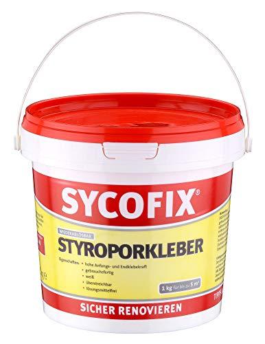 SYCOFIX Styroporkleber (wiederablösbar) (1 kg)